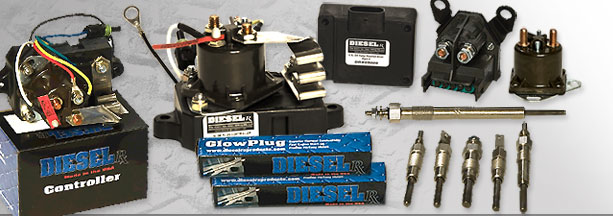 Assorted DieselRx Products